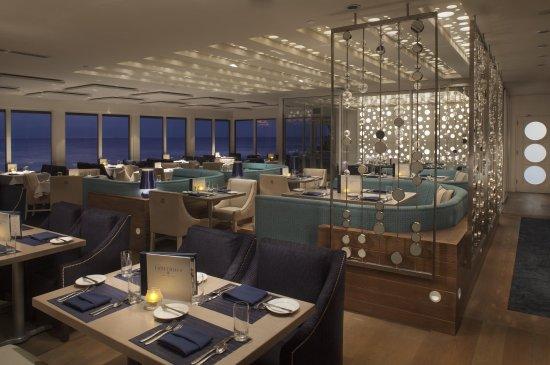 Highland Beach, Flórida: Latitudes Ocenview Dining Room