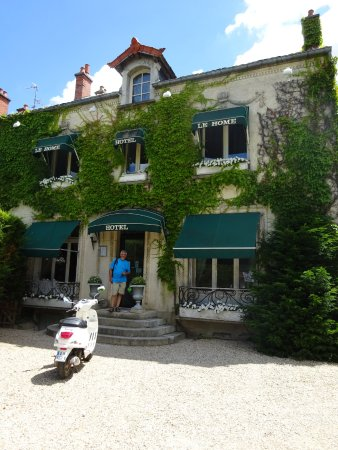 Hotel Le Home: What charm!