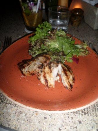 House Without a Key: Mahi Mahi, fresh off the grill