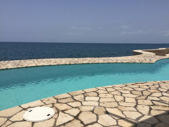 The SPA Retreat Boutique Hotel: Amazing view from the pool