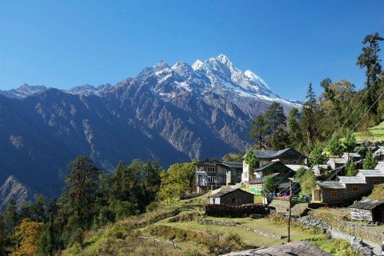 Bagmati Zone, Nepal: Gokyo Ri