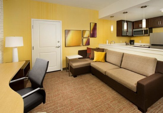 Murfreesboro, TN: Studio Suite - Living Area
