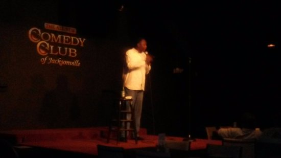 ‪Comedy Club of Jacksonville‬