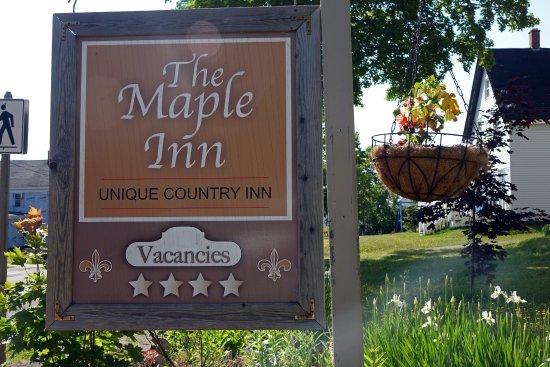 楓樹旅館張圖片