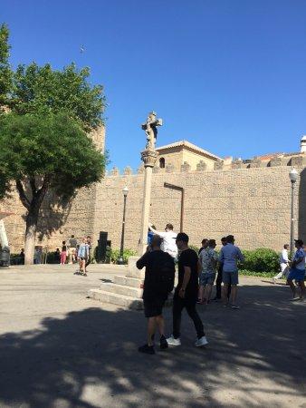 Acceso Poble Espanyol Picture Of La Terrrazza Barcelona