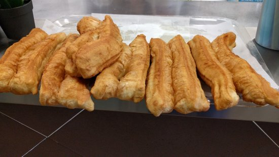 North Kansas City, MO: youtiao - not sure what the vietnamese name for them are. deep fried savory cruellers.