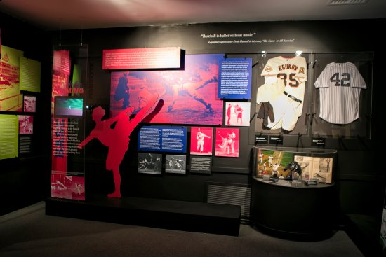 National Museum of Dance & Hall of Fame: THE DANCING ATHLETE