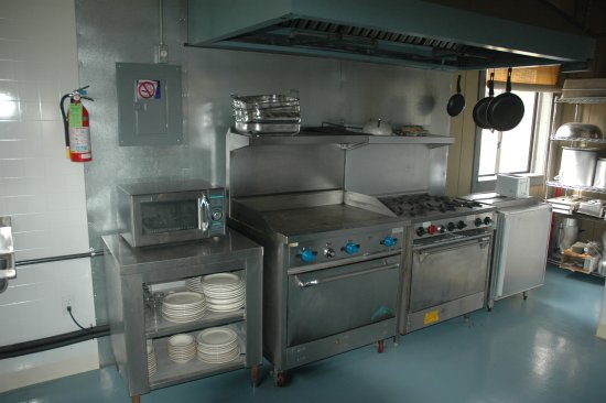De Borgia, มอนแทนา: Commercial kitchen available for rent for large parties