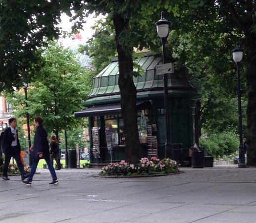 date i oslo coktail