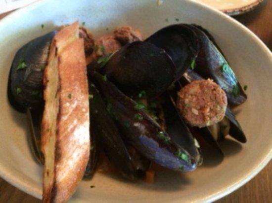 Danville, Califórnia: Mussels