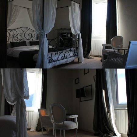 Molina di Faggeto Lario, Italia: Junior suite