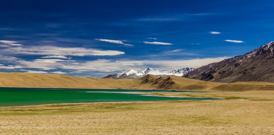 Jammu and Kashmir, India: Kiagar Tso