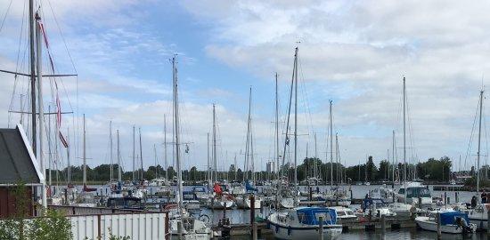 Ishoej, Danmark: View