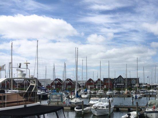 Ishoej, Δανία: View