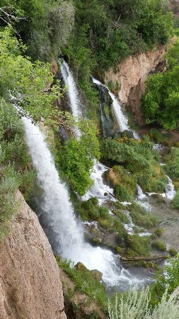 Rifle Falls Picture