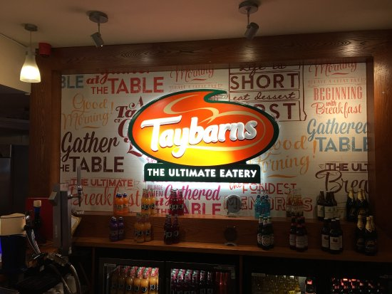 Taybarns: Soon to be gone...