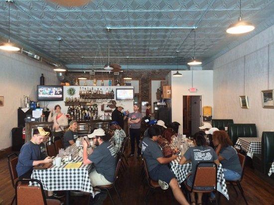 Whitesburg, Κεντάκι: Restaurant Floor