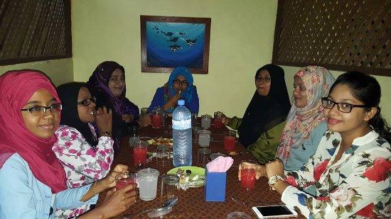 Addu Atoll: Ramadan Iftar