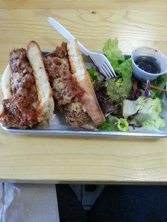 Chino, CA: The Flinderstreet Cafe