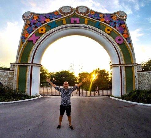 Xoximilco Cancun: photo7.jpg