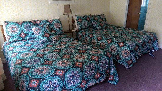 Jensen's RV Park and Motel: Try them all! Each room is styled differently