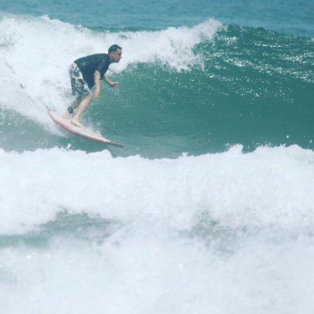 Tortuga Surf School: Nice set