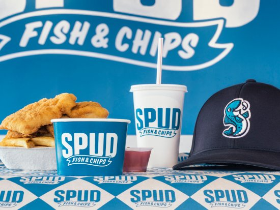 Spud Fish & Chips: try the chowder