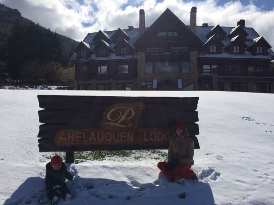 Arelauquen Lodge by P Hotels: photo1.jpg