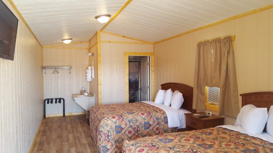 بيج بير موتيل: Big bear cabins