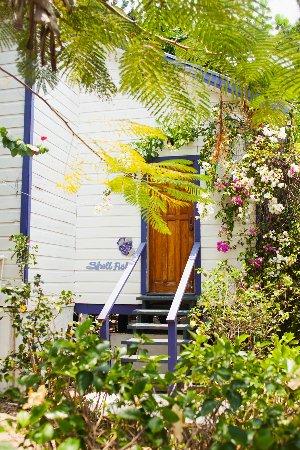 Ranguana Lodge: Shell fish cabin