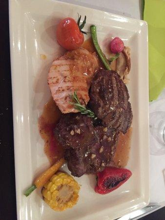 Lentzweiler, Luxemburgo: Restaurant-Cafe Kentucky