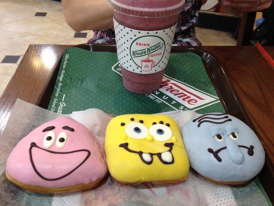 Krispy Kreme Doughnuts Sogong: donuts