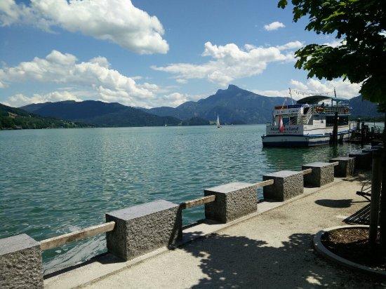 Mondsee, Αυστρία: IMG_20160701_142355_large.jpg