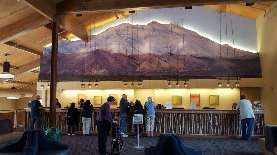 Denali Princess Wilderness Lodge: Lobby