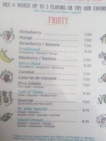 Colombo's Smoothies: photo2.jpg