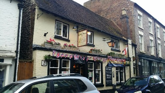 Much Wenlock, UK: The George & Dragon Inn