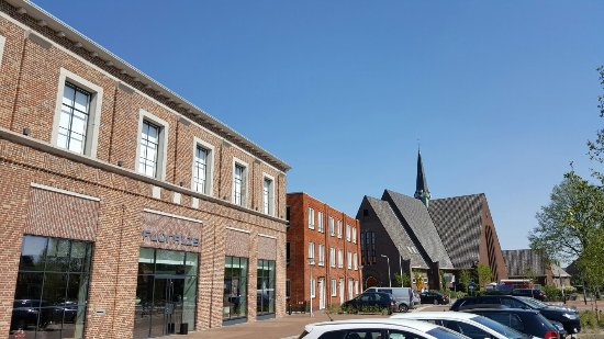 Lisse, Ολλανδία: Cinema Floralis
