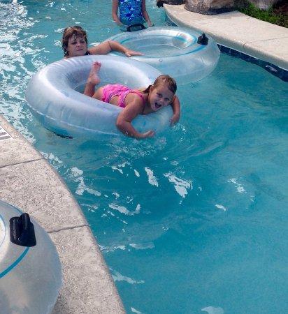 Holiday Inn Resort Pensacola Beach: Lazy river
