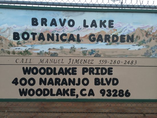 Woodlake, Californien: Botanica Garden