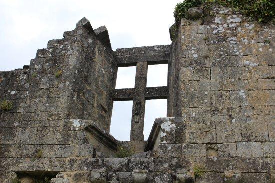 Rauzan, Frankrike: window