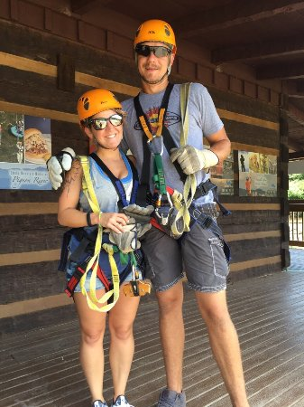 Pigeon River Canopy Tours : photo1.jpg