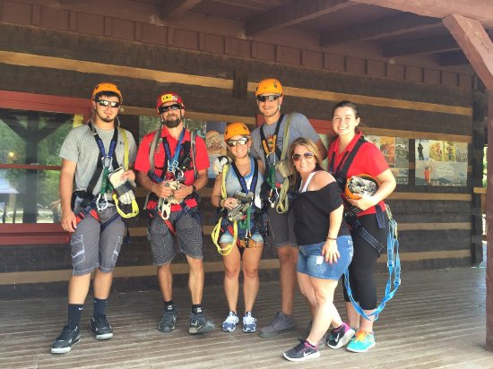 Pigeon River Canopy Tours : photo2.jpg