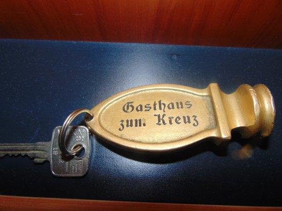 Gasthaus zum Kreuz: Een plaats met een geschiedenis