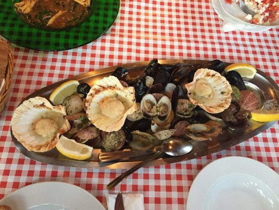 Istria, Croacia: We har the best meal at the restaurant Teran, lovely sea food