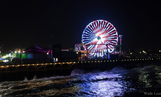 Shore Hotel: Visit the boardwalk at sunset and have some fun
