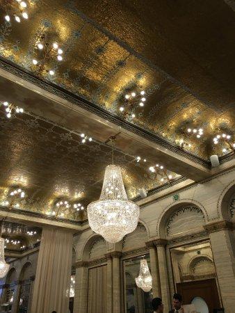 Savini: Like a palace!