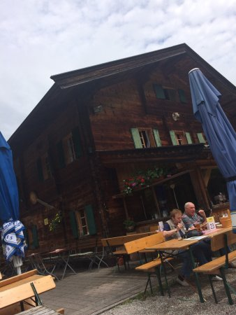 Rennweg, Austria: Gamskogelhutte Katschberg