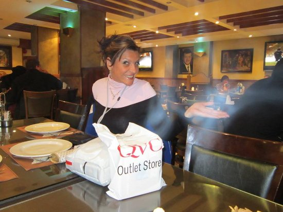 Ali Baba Restaurant : night out with friends