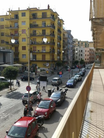 Albergo Fiorenza: LOcation is not fantastic, but it worked for us