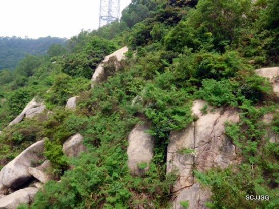 Mt. Shijing Park: Mt. Shijing